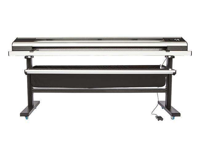宽幅电动裁纸机-AT01适合裁切车贴-塑料板-写真纸-泡沫板-嘉兴会易广告标识制作设备
